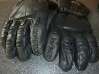 Frank Thomas leather gloves