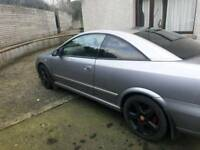 Breaking vauxhall Astra coupe 1.8i