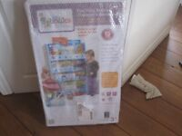 The Tidy Books Children's Bookcase with 3D Alphabet - Brand new and still in packaging.