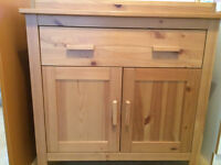 Solid pine - changing unit / dresser from Mothercare
