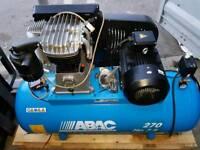 ABAC Pro 270L Compressor Brand New