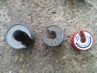 3 copper pipe cutters pipe slice. 10, 15, 22mm plumbing, DIY. as new condition. £30 worth. Bargain
