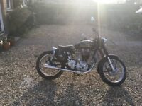 Royal Enfield 500 bobber p/x swap WHY