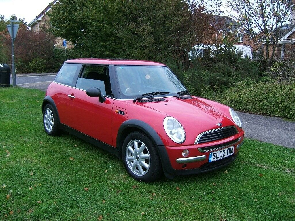 mini one 2002 red in ipswich suffolk gumtree. Black Bedroom Furniture Sets. Home Design Ideas