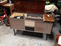 Radiogram vintage