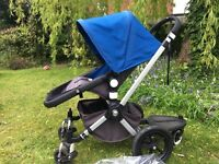 Bugaboo Cameleon in Royal Blue