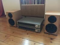 Vintage JVC Separates / Amp / Eltax Speakers