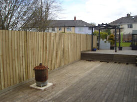 LOW COST FENCING.NEW BUILDS/REPAIRS & MAINTENANCE,..Nothing to pay up front !!