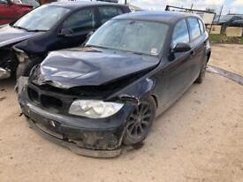 2005 BMW 120D BREAKING FOR SPARES PARTS ESSEX LONDON