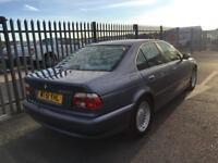 2001 BMW 5 Series 2,2 litre 5dr automatic