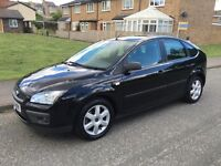 06 FORD FOCUS TDCI 1.8 SPORT ONLY 1 OWNER ONLY 62000 FULL MOT JUST SERVICED PLEASE READ CHEAP CAR