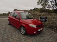 Proton Savvy Style In Red, 2007 07 reg, Service History, MOT April 2018