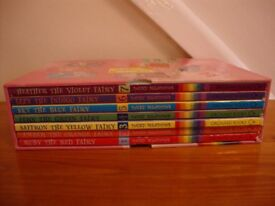 A BOX SET OF 7 GIRLS BOOKS BY DAISY MEADOWS