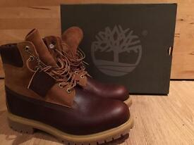 Timberland Boot waterproof premium special edition 9,5 (feels bigger)