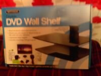 double dvd wall bracket new boxed