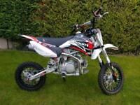 Stomp demon XLR2 pitbike 140cc