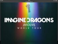 Imagine Dragons - 'Whatever It Takes' Meet & Greet BEST SEATS IN THE HOUSE. Thu 1 Mar 2018 @ 19:00