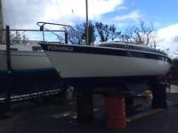 Yacht for sale 19ft Newbridge Navigator Boat Dinghy Cruiser