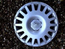 "Vauxhall 17"" wheel trim"