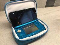 Nintendo 3ds Blue