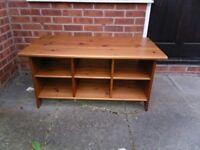 Ikea Leksvik coffee table / Storage Table