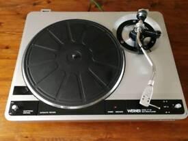 Werner PT 101 beltdrive turntable