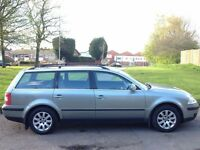 V.W PASSAT 1.9 PD 130 TRENDLINE DIESEL ESTATE,HPI CLEAR,CAMBELT CHANGE+2,CRUISE,PARKING SENSOR,A/C