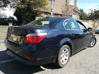 !!! BMW 520I 2.2 SE AUTOMATIC PETROL 53 PLATE NEWER SHAPE !!! LEATHERS !!! 5 SERIES E60 !