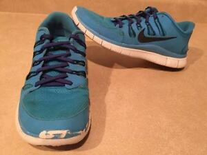 Men's Nike+ Free 5.0 Running Shoes Size 10