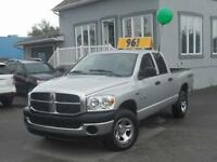 2008 Dodge Ram 1500 ST 4x4 ++Financement Facile++