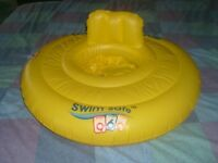 Baby swimming seat/ring