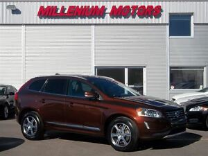 2015 Volvo XC60 T6 AWD PREMIER PLUS / LEATHER / SUNROOF