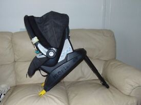 mamas and papas primo vagio isofix car seat with base 0-12 months
