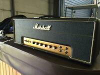 Marshall 50w smallbox 1987x
