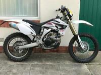 Road legal yzf250!! Absolute animal 09plate