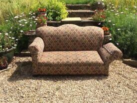 Drop-end sofa