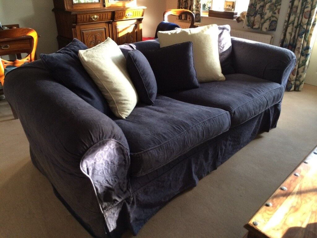 Large, comfy, 3-4 seater sofa - for COLLECTION