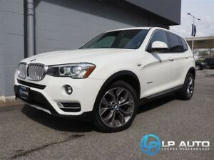 2015 BMW X3 xDrive28i! Only 22000kms! Easy Approvals!