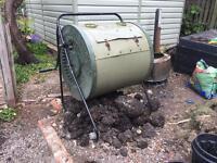 Compost tumbler FREE