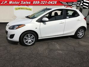 2013 Mazda MAZDA2 GX, Automatic, Steering Wheel Controls, Only 5