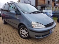 Ford Galaxy 2.3 i Zetec 5dr 7 SEATS