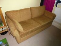 large 2 seater sofa bed for sale