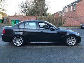 For Sale stunning looking BMW 320d M Sport,HPI clear,1 owner from new,drives great,bargain £2650!