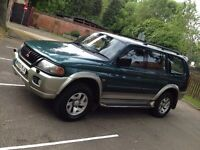 2003 MITSUBISHI SHOGUN SPORT V6 AUTOMATIC 4X4 STUNNING CLEAN SUV JEEP SAME AS X5*ML*L200*RAV4*PAJERO