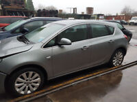Vauxhall Astra MK6/J Passengers Rear Door in Silver 2010 11 12 13 14 2015 N/S/R Ring for more info