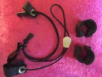 Bugaboo Buggy board adaptors and elastic cord