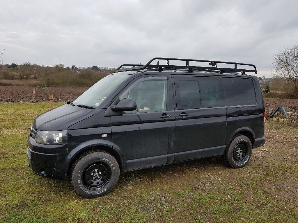 vw t5 transporter kombi 4motion t32 no vat in. Black Bedroom Furniture Sets. Home Design Ideas