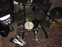 Roland TD-6 Electronic Drum Kit Good condition £499-00 GBP