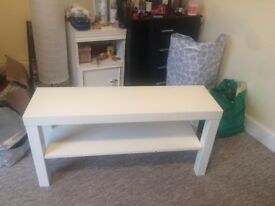 White IKEA shelf for sale (Hove) pick up only