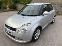 Suzuki, SWIFT, Hatchback, 2007, Manual, 1490 (cc), 5 doors